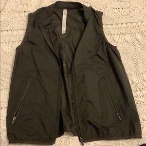 lightweight lululemon running vest